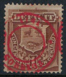Peru #J11*  CV $9.00