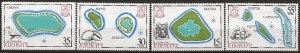 Kiribati 475-479 m Dollar Special.