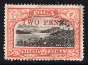 Tonga #69 - Unused - O.G.