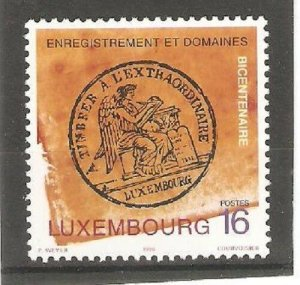 1996   LUXEMBOURG - SG  1425 - PROPERTY ADMINISTRATION - UMM