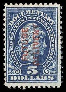 U.S. REV. FUTURE DELIVERY RC13  Mint (ID # 94135)