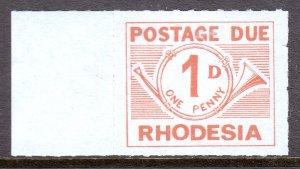 Rhodesia - Scott #J5a - MNH - SCV $4.50