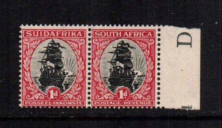 South Africa 34  MNH cat $ 12.00  555
