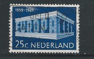 Netherlands #475 Used Single