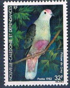 New Caledonia 479 MNH Bird Greys Ptliope 1982 (N0599)+