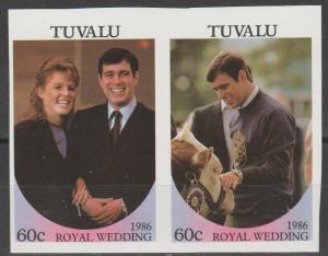 Tuvalu #381 MNH VF Imperf (SU232)