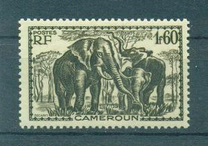 Cameroun sc# 246 mh cat value $2.50