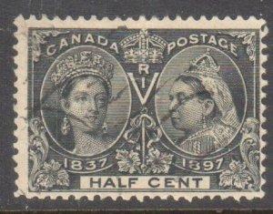 CANADA #50 USED JUBILEE -- C$160.00