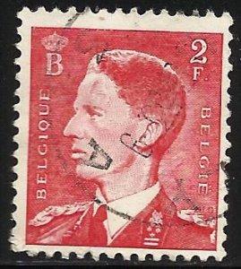 Belgium 1952 Scott# 447 Used