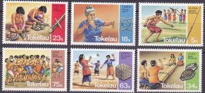 TOKELAU 1983 Tradtional Pastimes UHM set