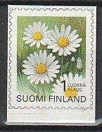 1995 Finland - Sc 841 - MNH VF - 1 single - Daisy