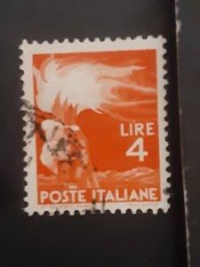 *Italy #471A                Used