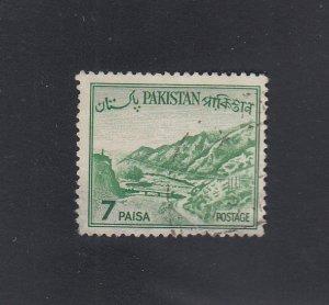 Pakistan Scott #133b Used