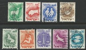 Israel  190-201  Short set
