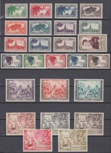 Laos 1951-1968 100% Complete Collection MNH Luxe (plus 14 Souvenir Sheets MNH)