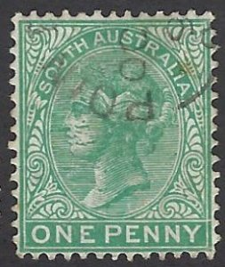 SOUTH AUSTRALIA 97 USED BIN $1.00 ROYALTY