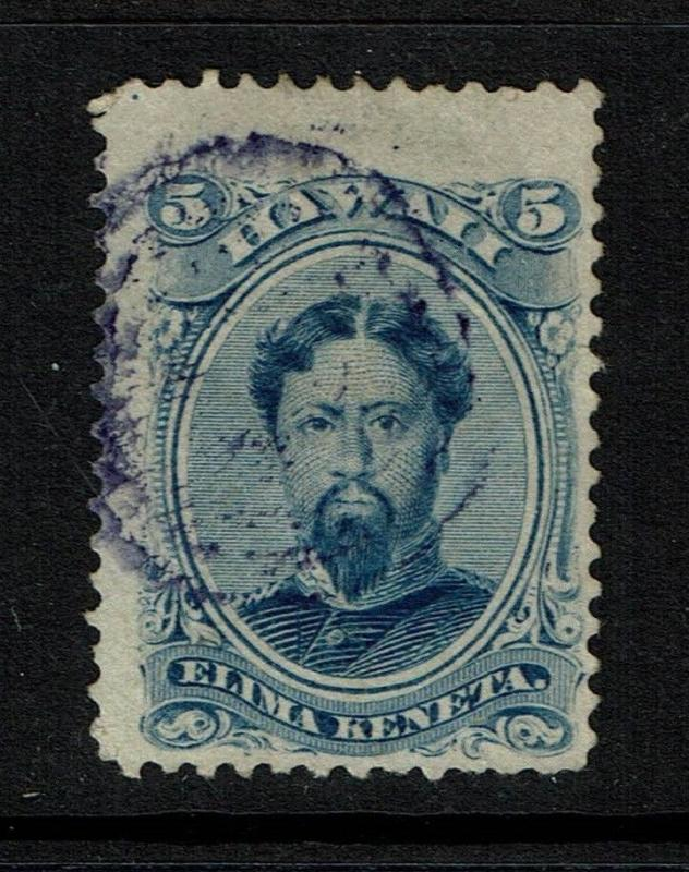 Hawaii SC# 30, Used - S268