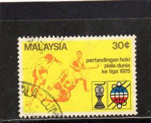 Malaysia 1975 World Cup Hockey used