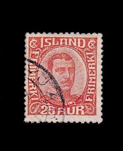 ICELAND 121 USED