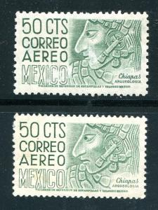 Mexico Mint NH Perf 10x101/2 and 11 1/2 wmk 300
