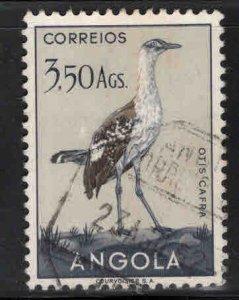 Angola  Scott 343 Used Bird stamp from Holy year 1951 Bird set