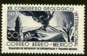 MEXICO C235, 25¢ Interamerican GEOLOGICAL Cong. MINT, NH. VF.