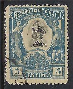 Haiti 84 VFU Z6520-2