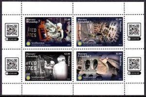 NIUAFO'OU 2021 SPACE MERCURY ESPACE RAUMFAHRT SPAZIO [#2103]