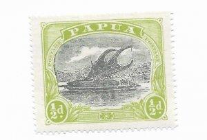 Papua New Guinea #34 MH - Stamp - CAT VALUE $5.50