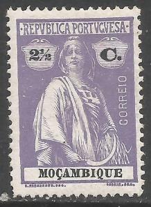 MOZAMBIQUE 188 MOG CERES Z415-2