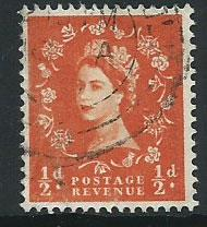 Great Britain SG 561