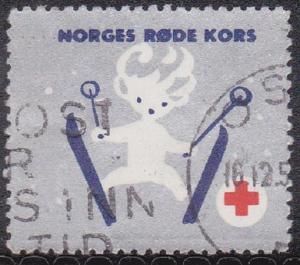 NORWAY NORGE NOREG / Red Cross
