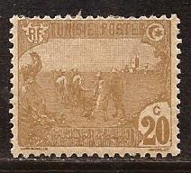 Tunisia  #  38  Mint