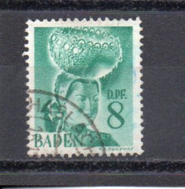 Germany 5N16 used