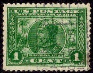 US Stamp #397 USED $2.00