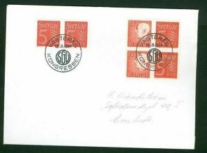 Sweden. Cover Templar Order SGU 1964. IOGT Convention