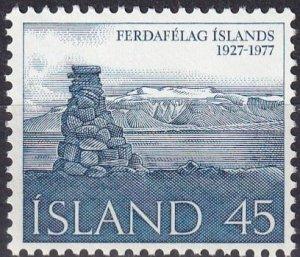 Iceland #503 MNH (SU8048)