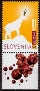 Slovenia 1997: Sc. # 285; **/MNH Cpl Set w/TAB