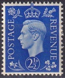 Great Britain #239 F-VF Unused  (S10197)