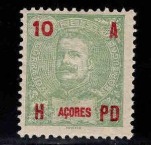 Azores Scott 103 MH* stamp
