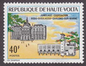 Burkina Faso 269 Town Halls 1971