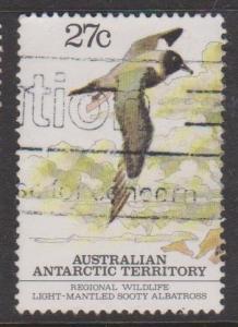 Australia Sc#L55a Used