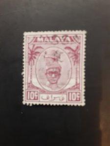 *Malaya (Perak) #111            Used