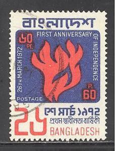 Bangladesh 34 used SCV $ 0.45 (DT)