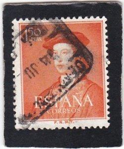 Spain,  #  790    used