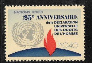 United Nations Mint Never Hinged  [9411]