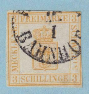 GERMAN STATES - MECKLENBURG-SCHWERIN 2a  USED - NO FAULTS EXTRA FINE!