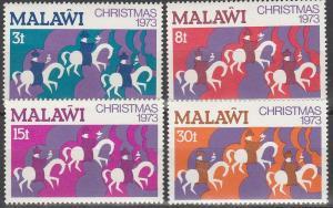 Malawi #213-6 MNH F-VF (V3872)