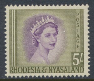 Rhodesia & Nyasaland SG 13 Sc# 153 MLH  please see scans and details