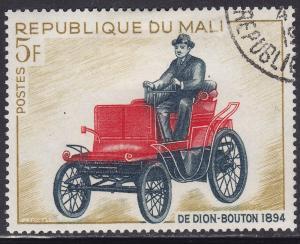 Mali 110 De Dion-Bouton 1894 Automobile 1968